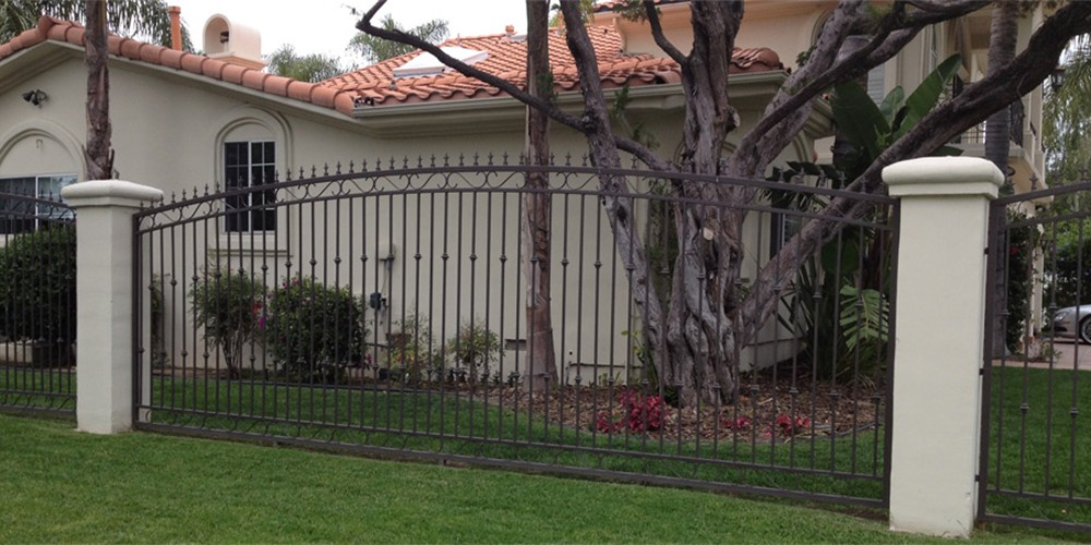 Exterior Fences & Gates