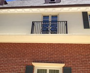 Balcony Railing 30 - by Isaac's Ironworks 818-982-1955
