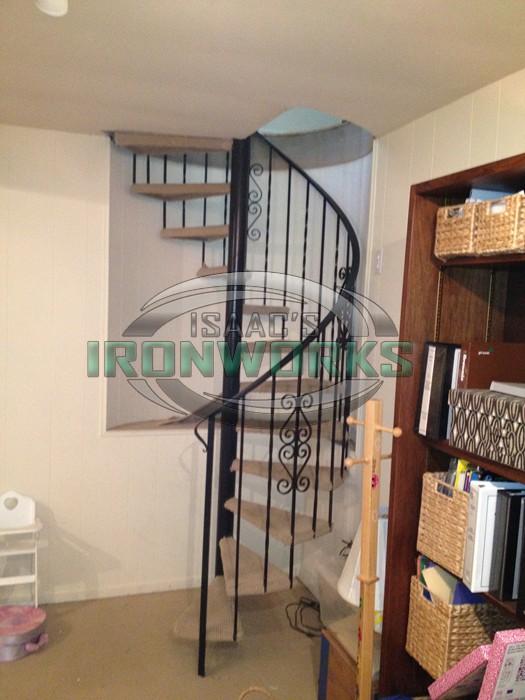 ... Spiral U0026 Metal Stairs 13 ...