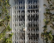 Window Guards 02 - by Isaac's Ironworks 818-982-1955