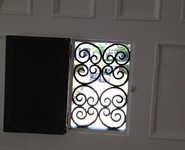 Window Guards 08 - by Isaac's Ironworks 818-982-1955