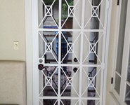 Window Guards 14 - by Isaac's Ironworks 818-982-1955