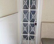 Window Guards 15 - by Isaac's Ironworks 818-982-1955