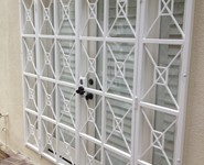 Window Guards 16 - by Isaac's Ironworks 818-982-1955