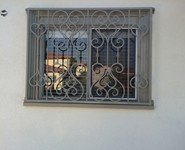 Window Guards 22 - by Isaac's Ironworks 818-982-1955