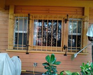 Window Guards 23 - by Isaac's Ironworks 818-982-1955
