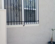 Window Guards 24 - by Isaac's Ironworks 818-982-1955